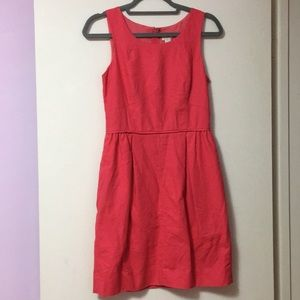 J.Crew Factory 'Daybreak' Zip Back Dress